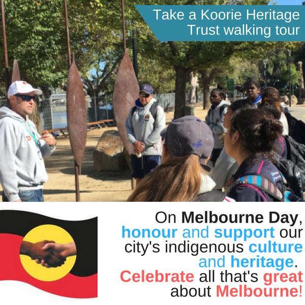 Koorie Heritage Trust tours
