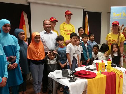 Lifesavers Support Refugee Week