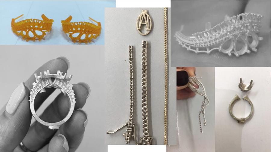 Jewellery Prototyping