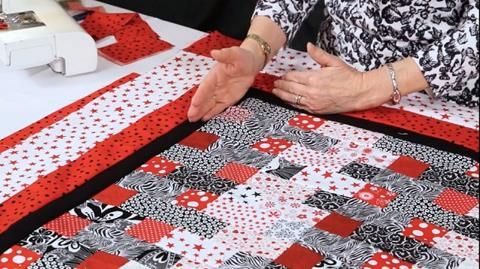 Adding Borders to your Quilt with Valerie Nesbitt