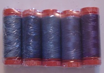 AURIfil Lakes Thread pack