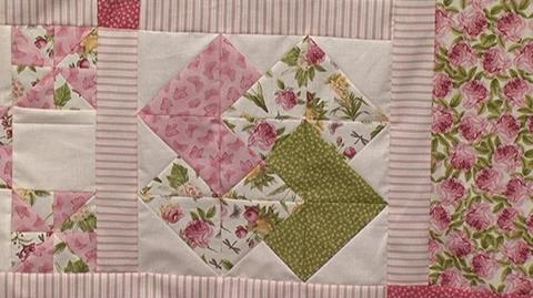 Card Trick- Block 7 of Your First Sampler Quilt