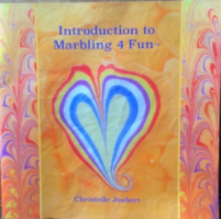 Introduction to Marbling 4 Fun by Christelle Joubert