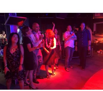 PacketFabric PTC '19 Karaoke Event