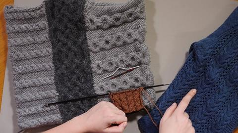 Introduction to Cable Knitting with Sarah Hatton