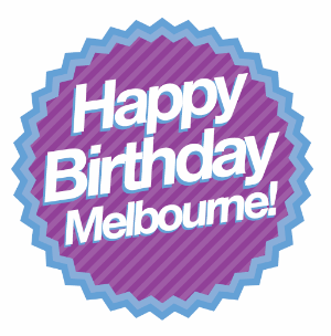 Melbourne Day events