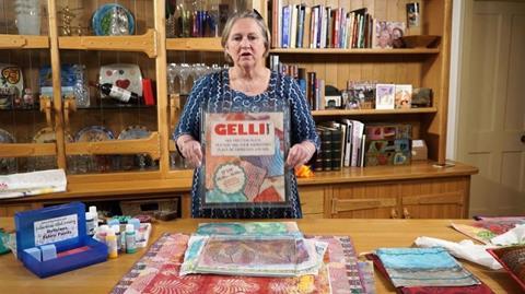 Gelli Printing with Jamie Malden