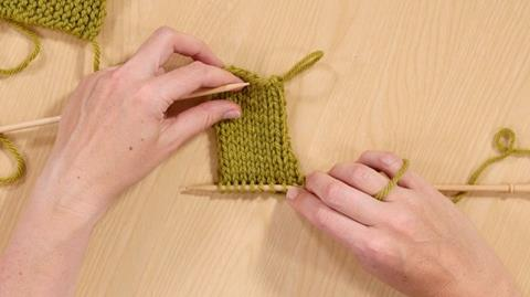 How to Purl with Rosee Woodland
