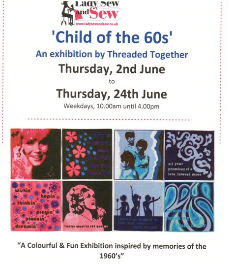 Child of the 60's Exhibition