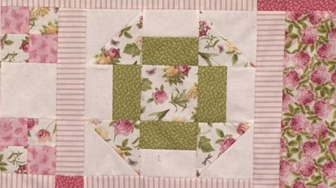 Shoo Fly and Monkey Wrench - Block 4 of Your First Sampler Quilt