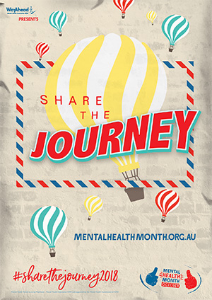 Share the Journey poster