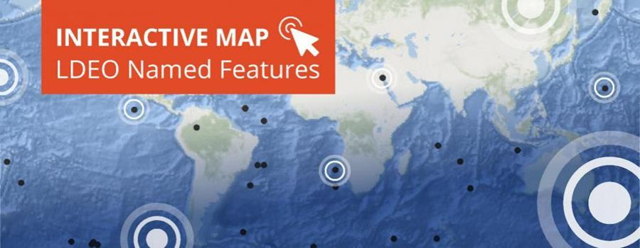 LDEO Features Map