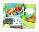 Photo of a Healthy Lunchbox