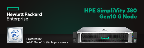 Complete hyperconvergence in a fully integrated system