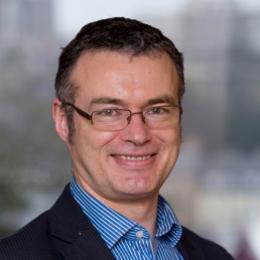 N8 Director, Peter Simpson