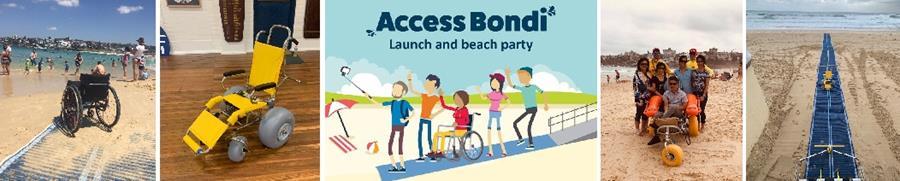 Access All Bondi Beach Areas