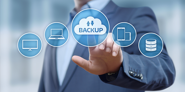 Keep your business safe with a backup and DR strategy