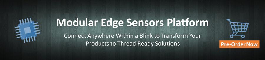 Edge Sensors Platform