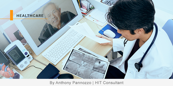 How the simple telehealth visit will revolutionize care
