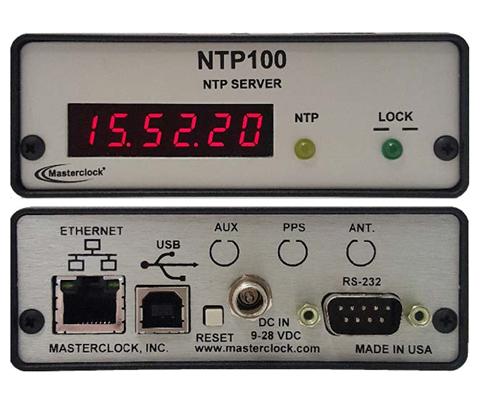 Network Time Protocol (NTP) Servers
