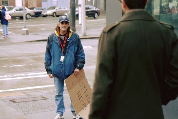 GIVESAFE IS IMPROVING HOMELESS SUPPORT WITH A MOBILE APP, BEACONS & ONGOING INTERACTION