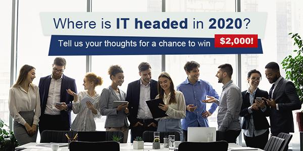 Annual IT Survey 2020