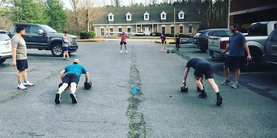 The Parking Lot WOD: A Growing Trend at Affiliates Around the World