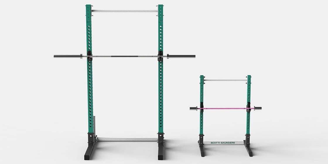 Happy Birthday Scotti Saunders: Alphafit Launches Kid's Squat Rack