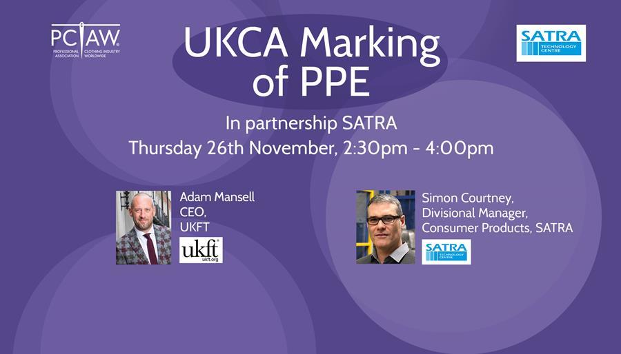 UKCA Marking of PPE webinar