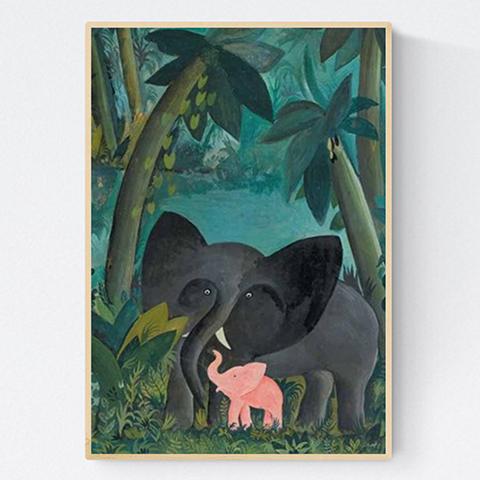 Elefantplakat