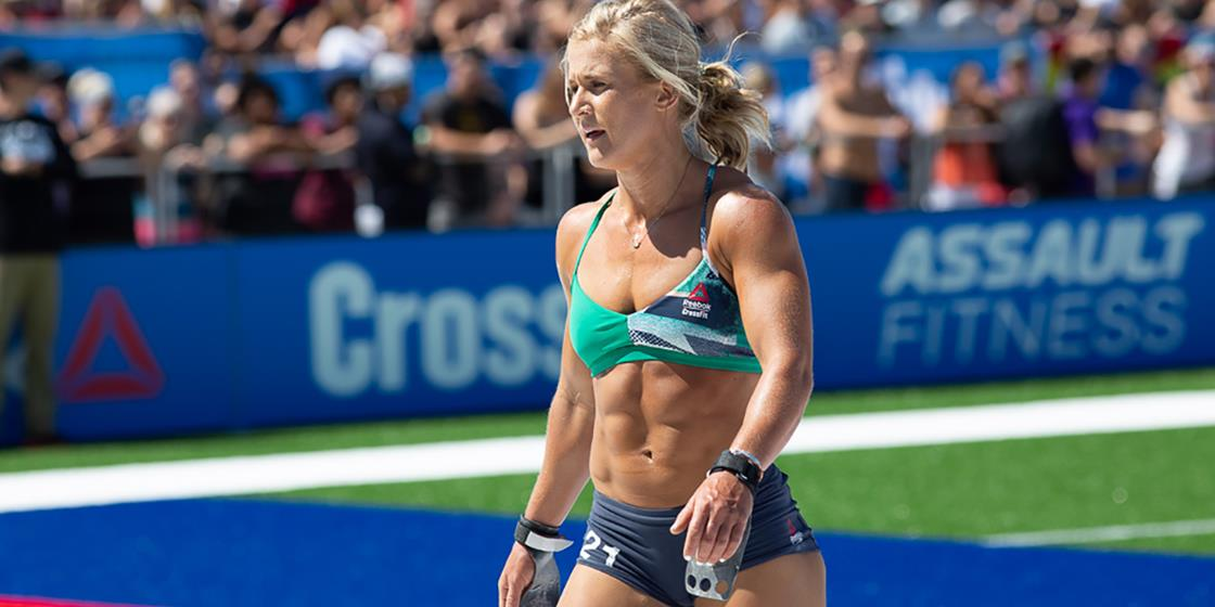 Games Athlete Jessica Griffith Issues Apology Following Racist Text Exchange