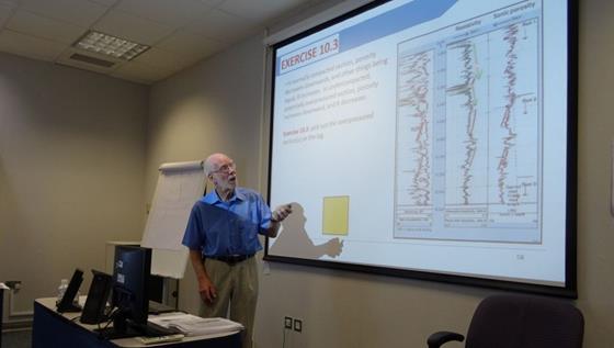 Geoscience Workshop Training
