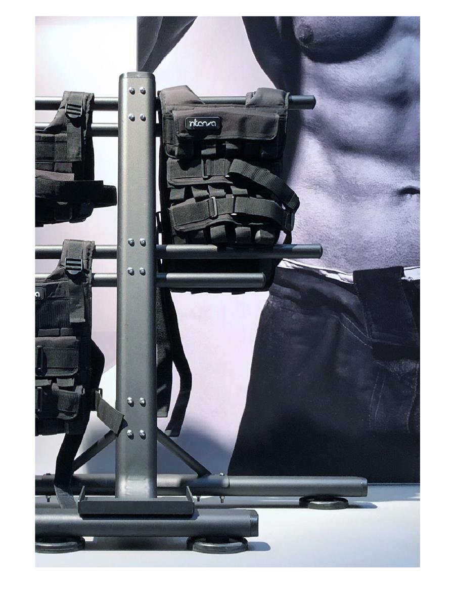 Intenza Fitness weight vest
