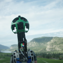 largest Trekker mapping project ever undertaken in Canada between a provincial tourism marketing organization and Google is now a reality in BC
