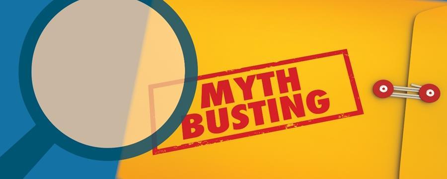 Myth busting blog