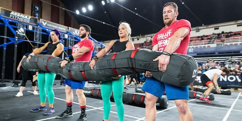 Mid-Atlantic CrossFit Challenge Postponed, Now June 26-28