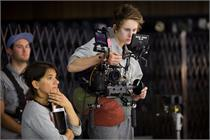 Director Zia Mandviwalla and DOP Ari Wegner in production on NIGHT SHIFT