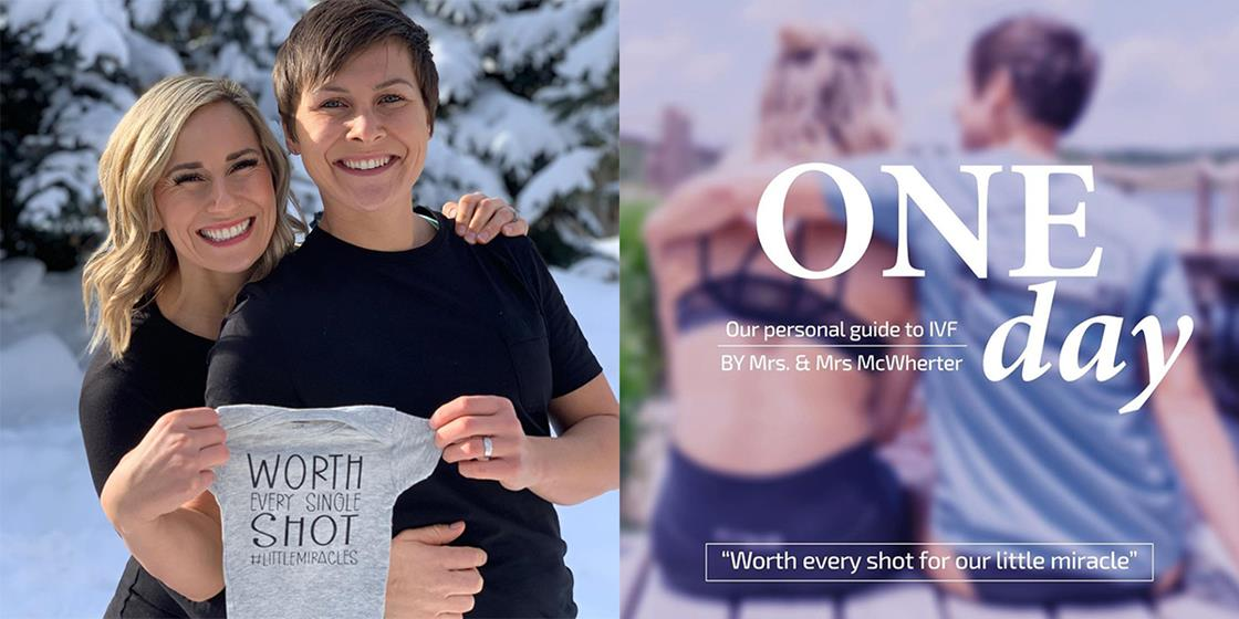 Worth Every Shot: Cassidy Lance McWherter Releases Book Detailing her Pregnancy Journey