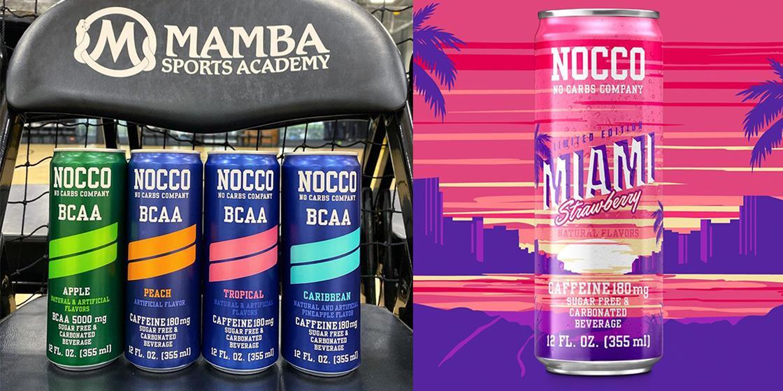 The Miami Edition: NOCCO Launches New Flavor in US Market