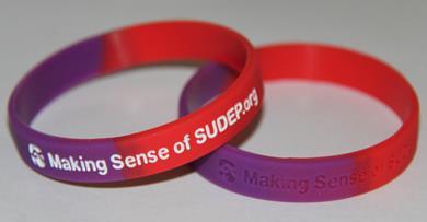 Photo: MSOS awareness bracelets