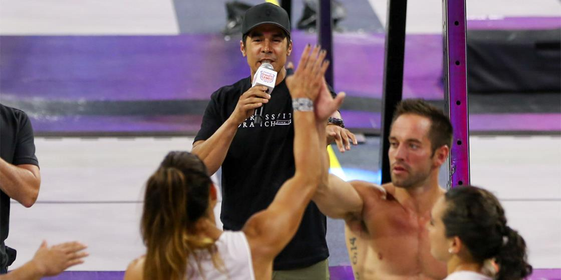 """Froning on Programming the 2021 CrossFit Games: """"There is a Way Bigger Issue that Needs to be Handled Right Now"""""""