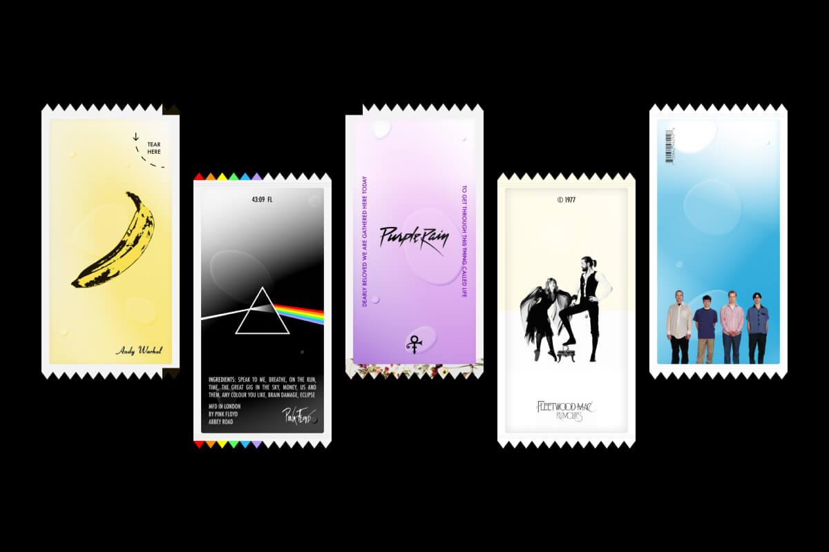 Album Packets