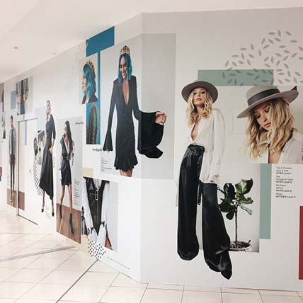 Myer Centre ~ AW campaign