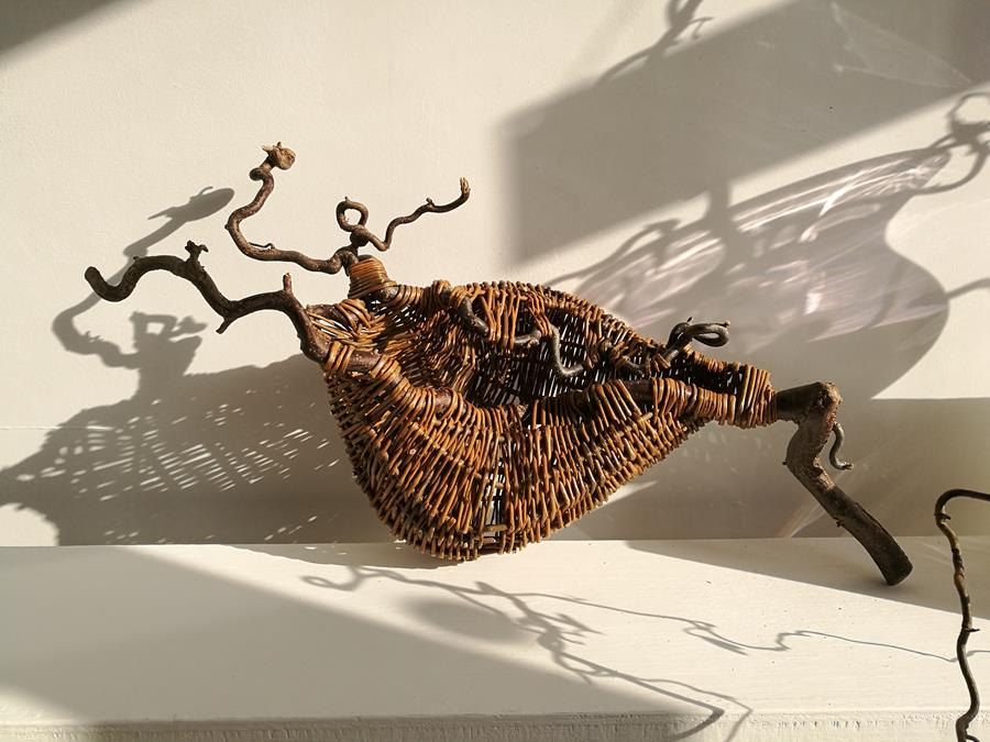 Willow Basket Weaving Course