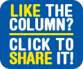 Like the column? Click to Share it!
