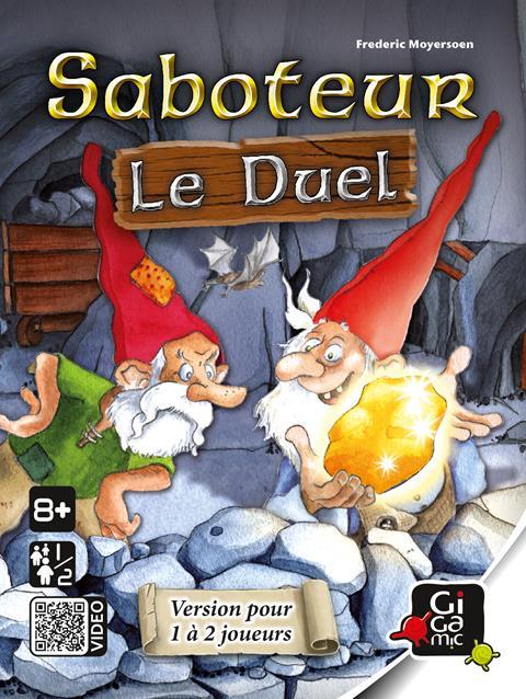 saboteur duel