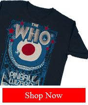Tribut - The Who tee