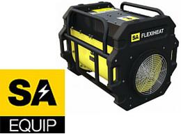 SA Equip Heaters