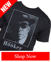 Tribut Apparel - NEW John Lee Hooker - Sunglasses tee