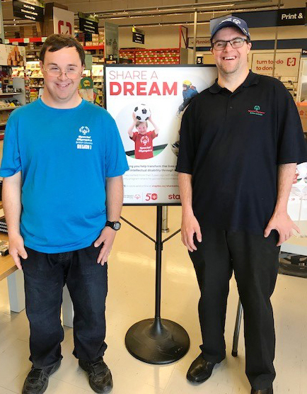 Give a Toonie Share a Dream campaign in Coquitlam